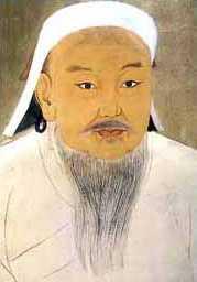モンゴルの英雄もサジーを食べていた
